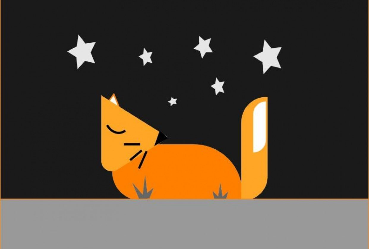 Sleeping Fox Exercise :) - student project
