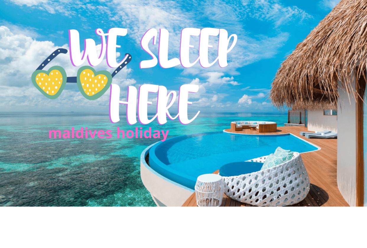 title: Dream in Maldives - student project