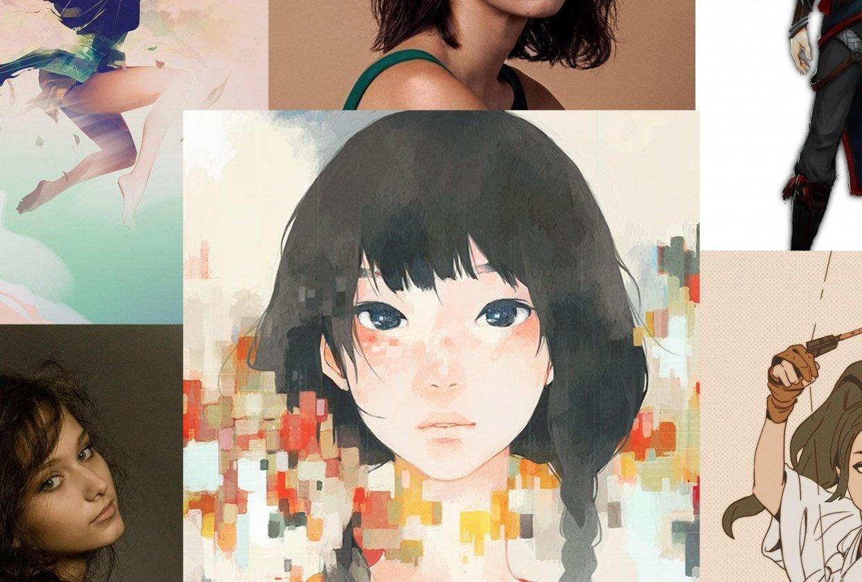 Kyoko Yoshii - Protagonist - student project