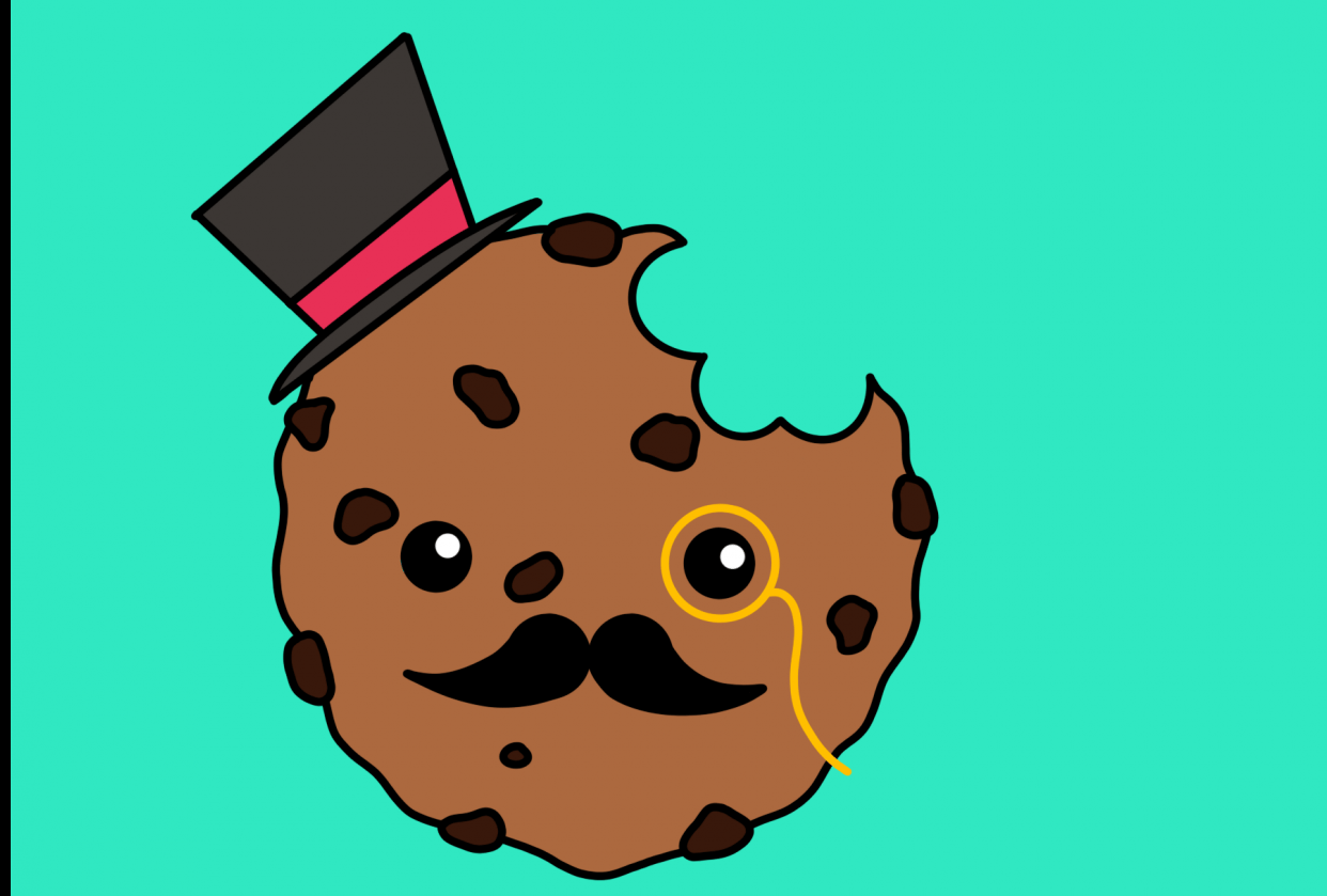 Monsieur  Cookie - student project