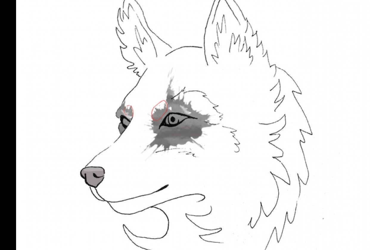Werewolfy - student project