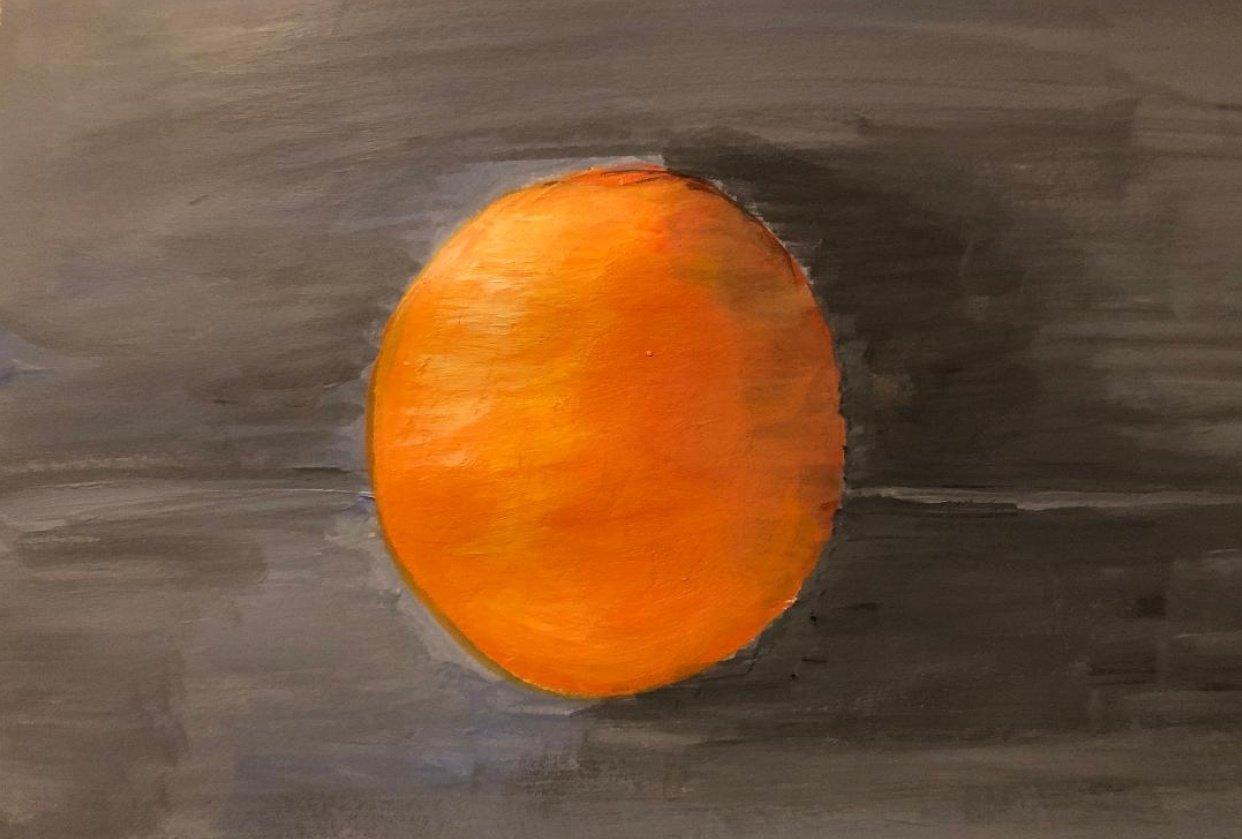 The Orange - student project