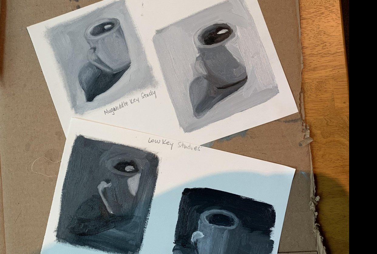 Mug Study - student project