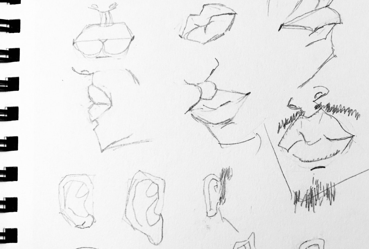 Sketches - student project