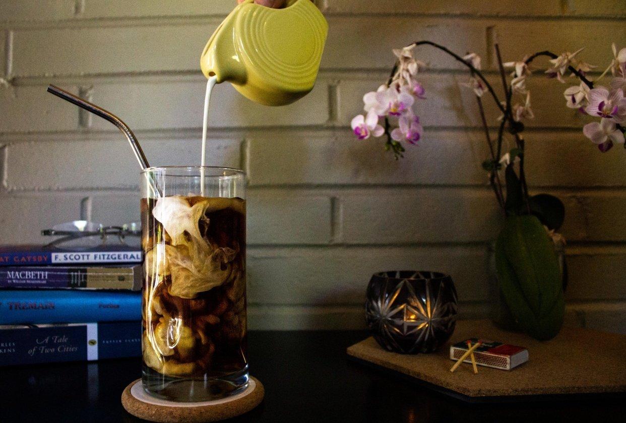 Coffee Swirl - student project