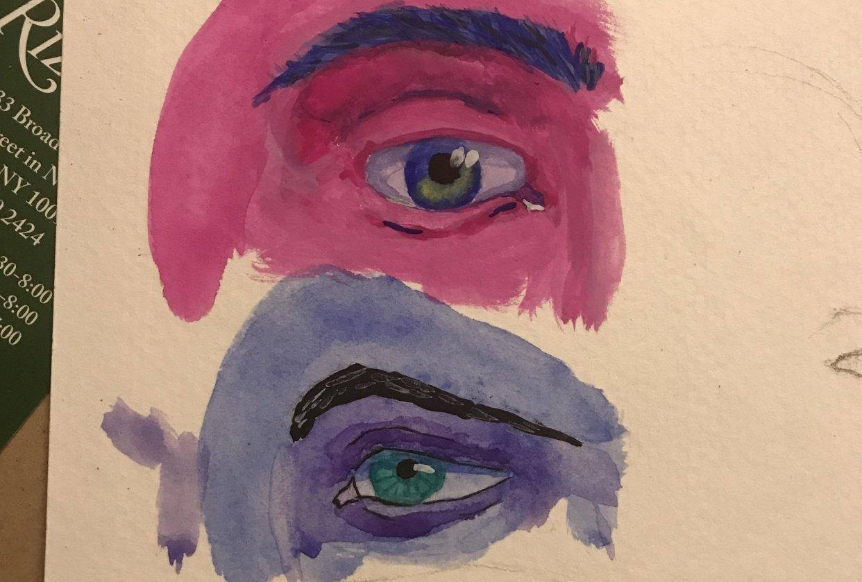 Eyeballs - student project