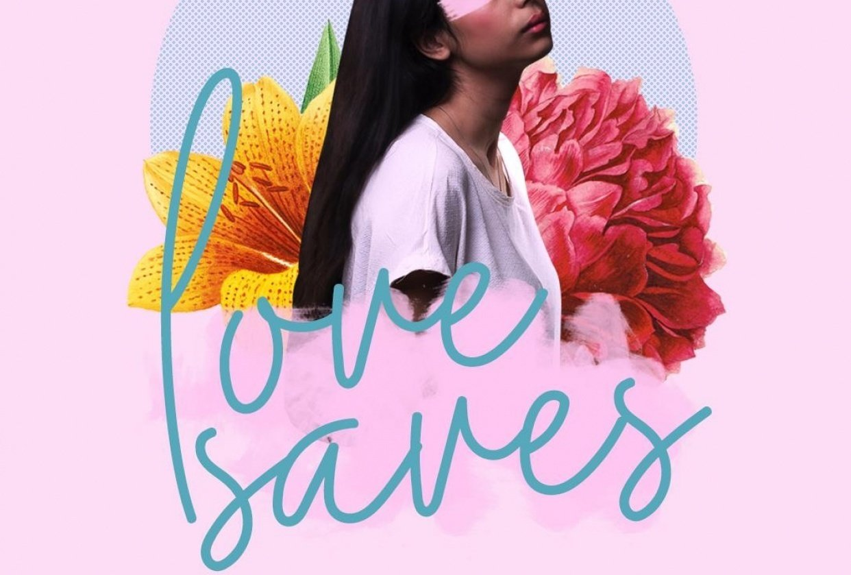 Love Saves - Collage digital - student project