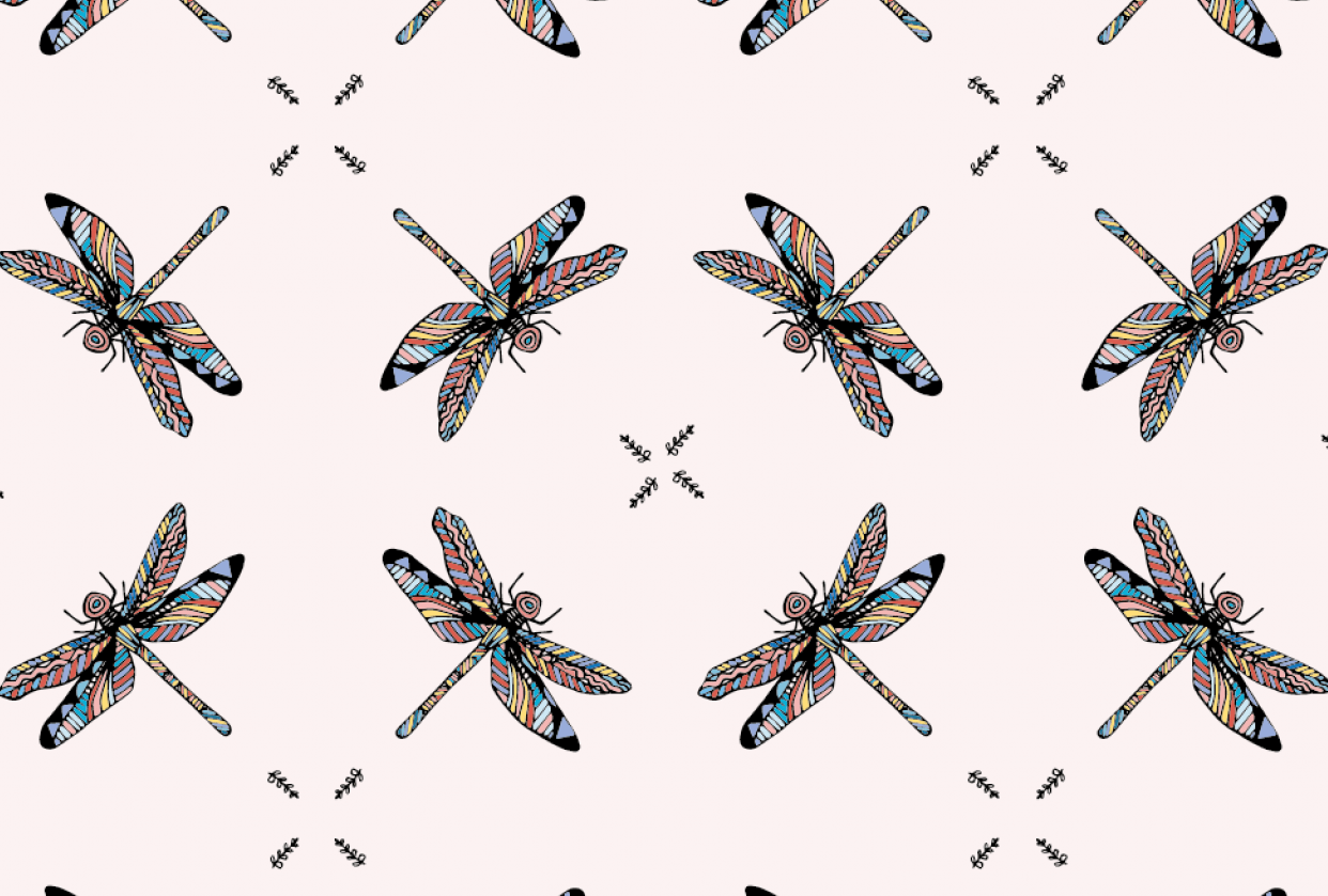 Dragonflies - student project