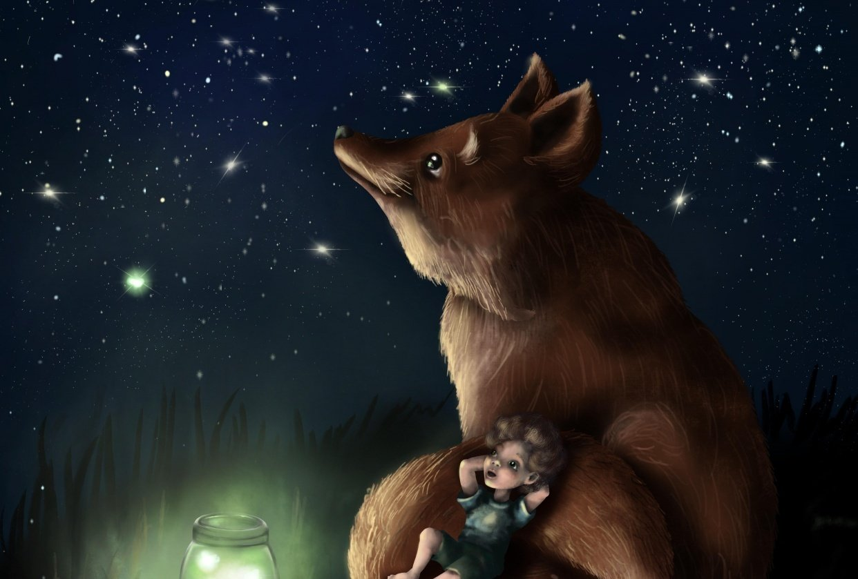 Watching fireflies - student project