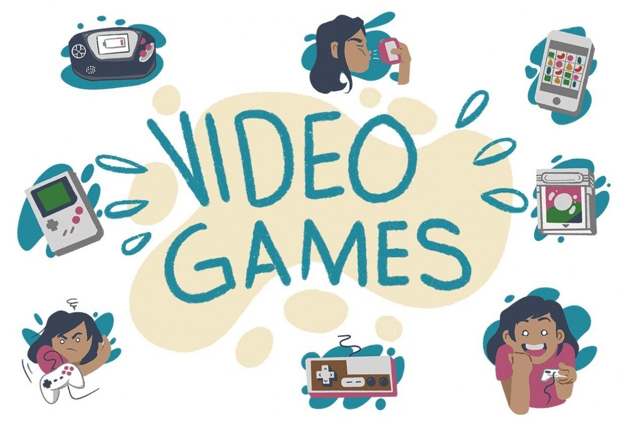 Video Games - student project