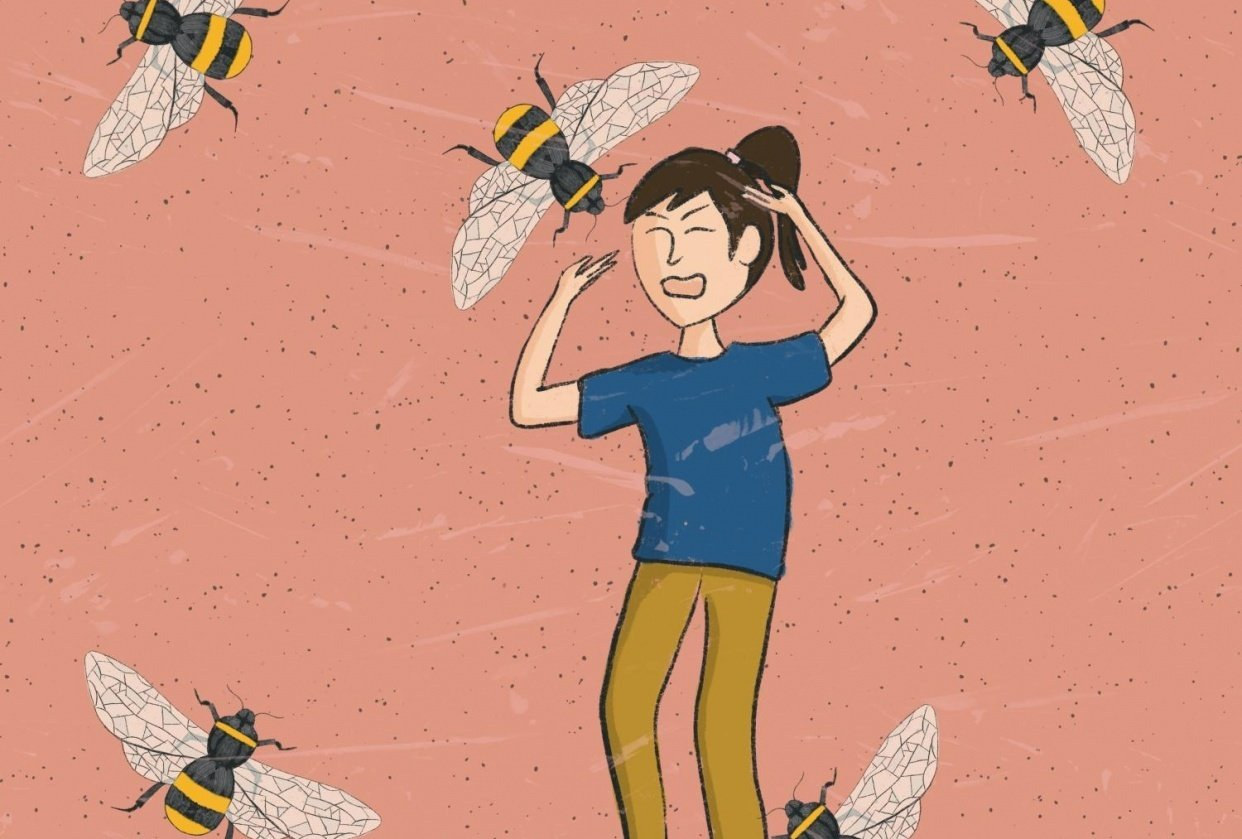 Bzzz... - student project