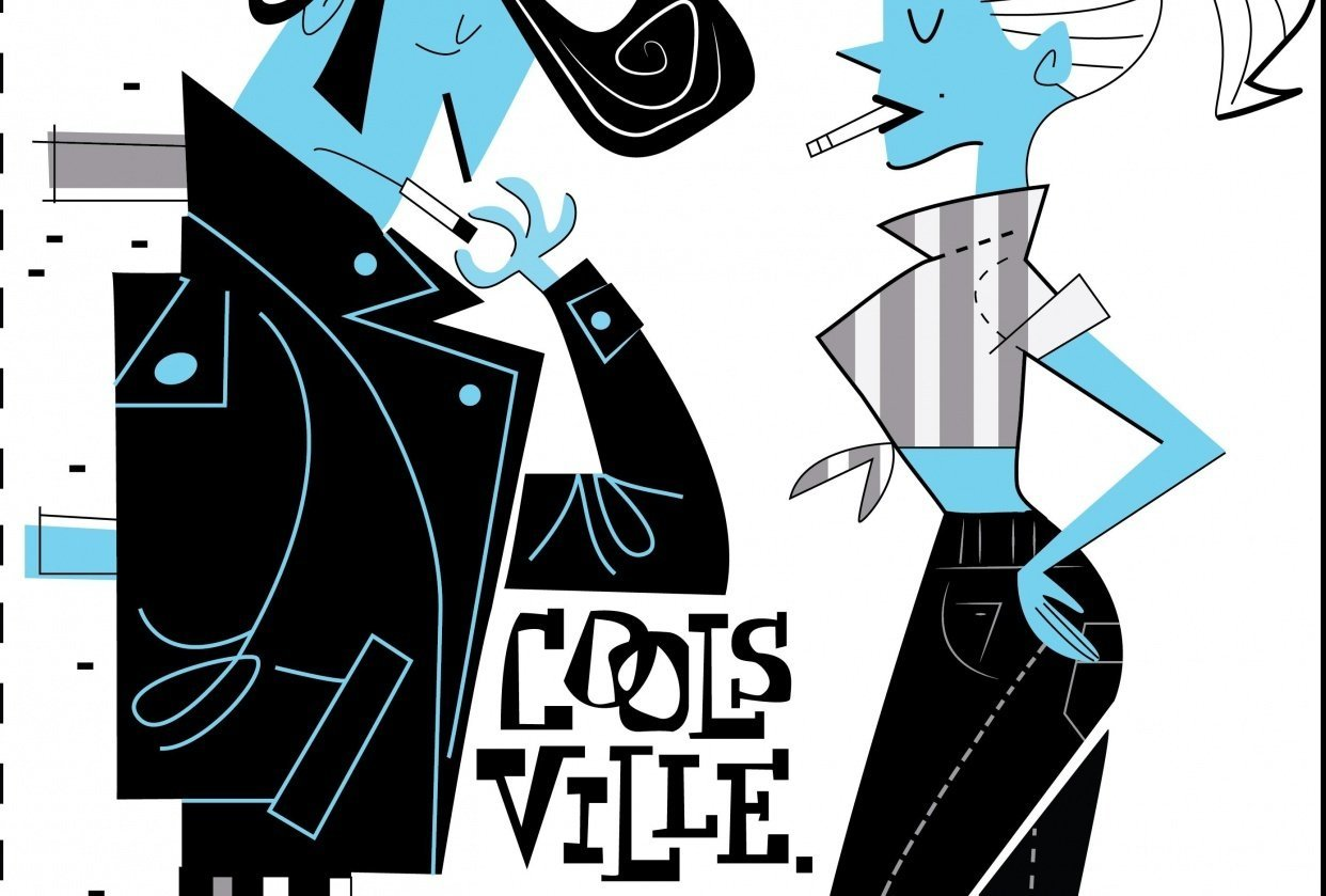 Cools Ville - student project