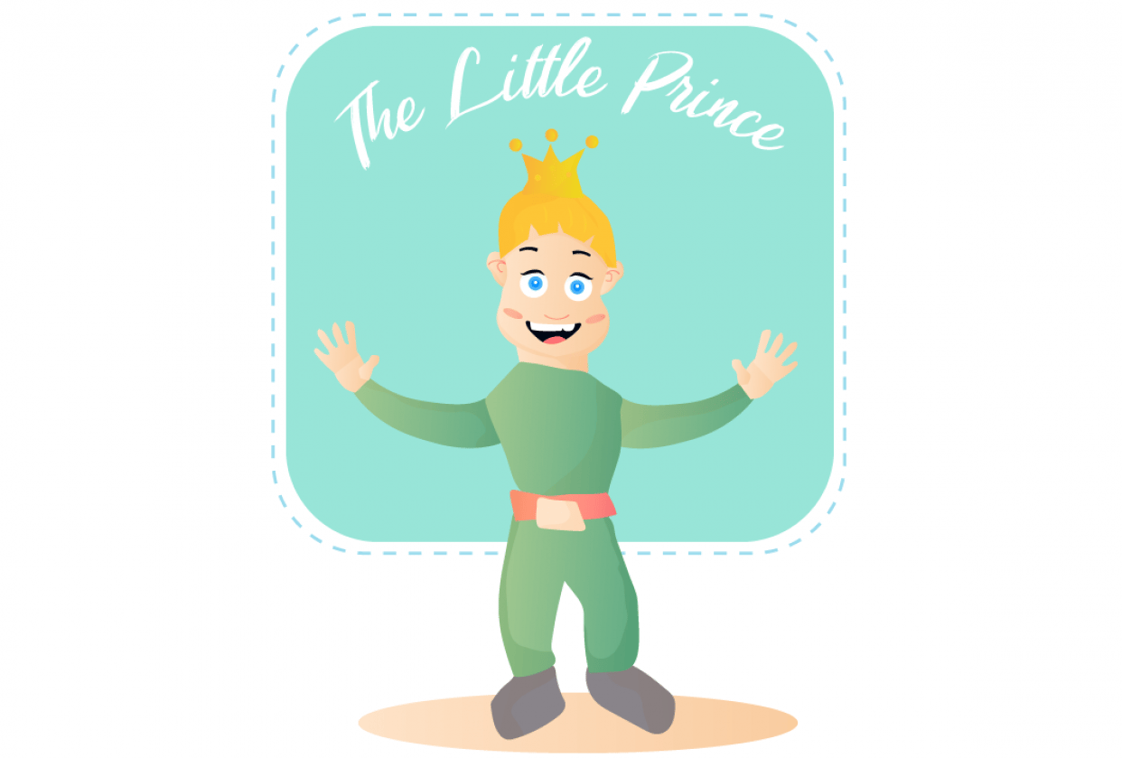 The Little Prince - student project