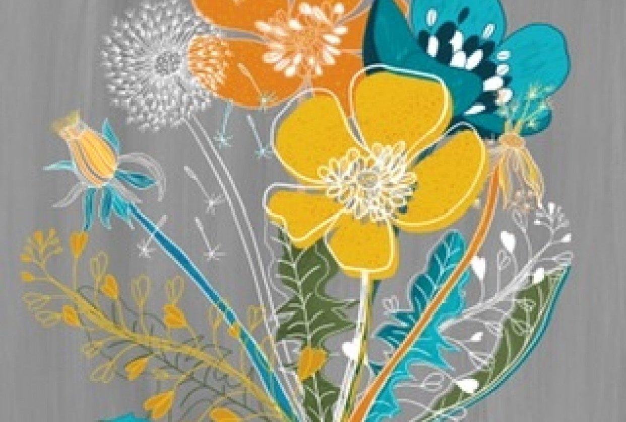 Rachel's wildflowers - student project