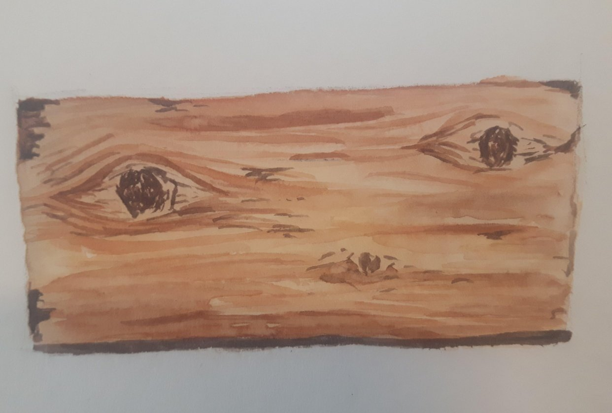 wood - student project