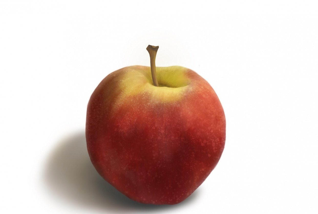 Apple :) - student project