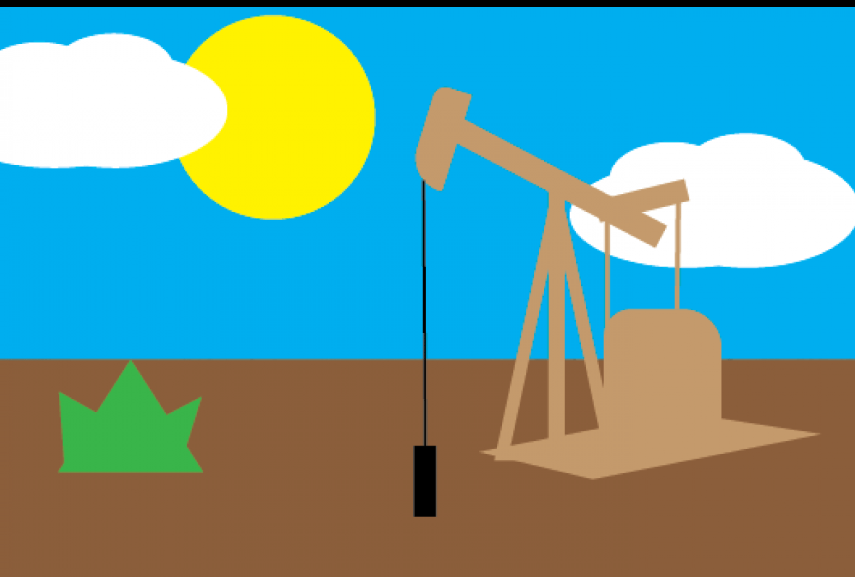 Pumpjack - student project