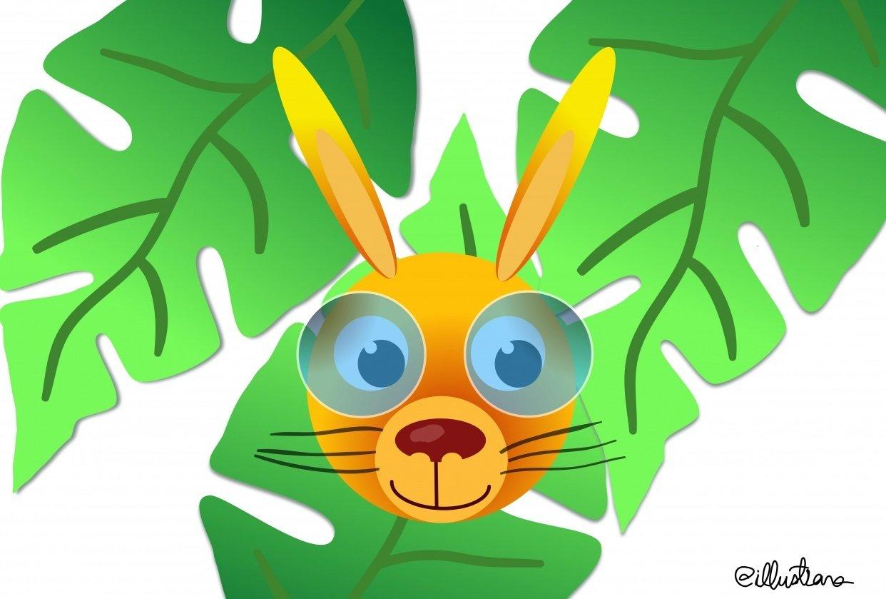 Honey bunny - student project