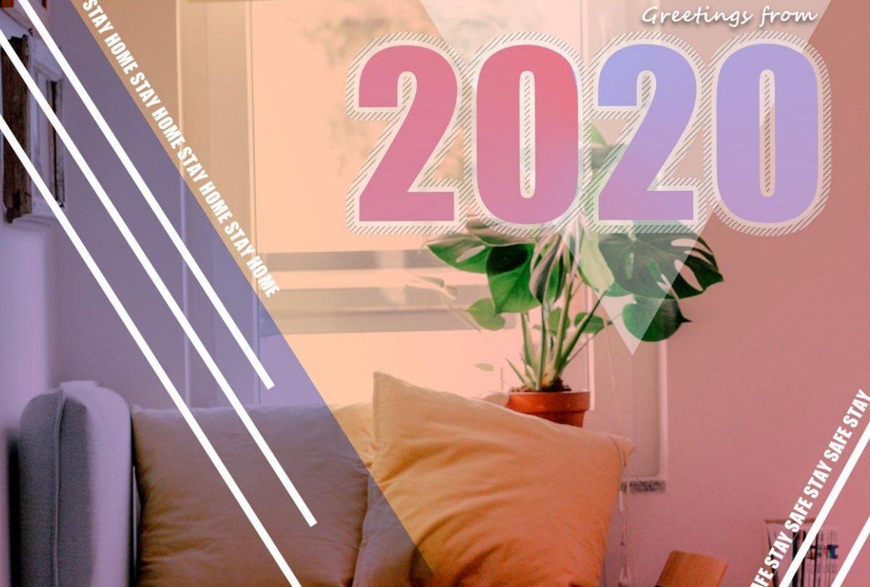 2020 Postcard - student project