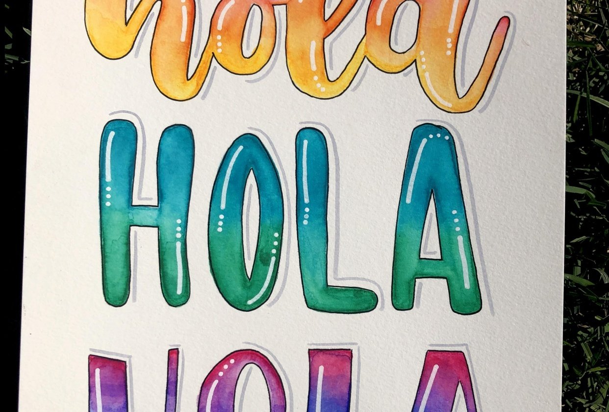 Hola - student project