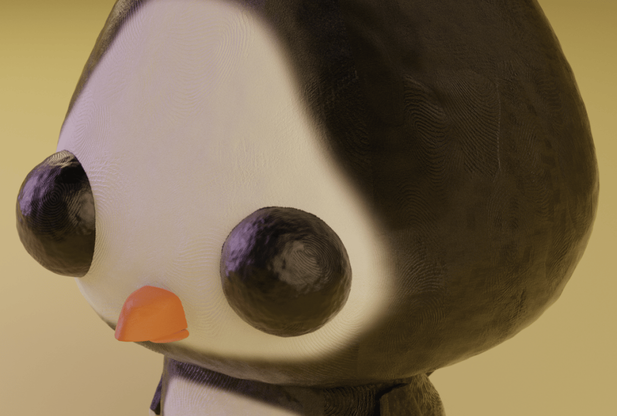 Penguin - student project