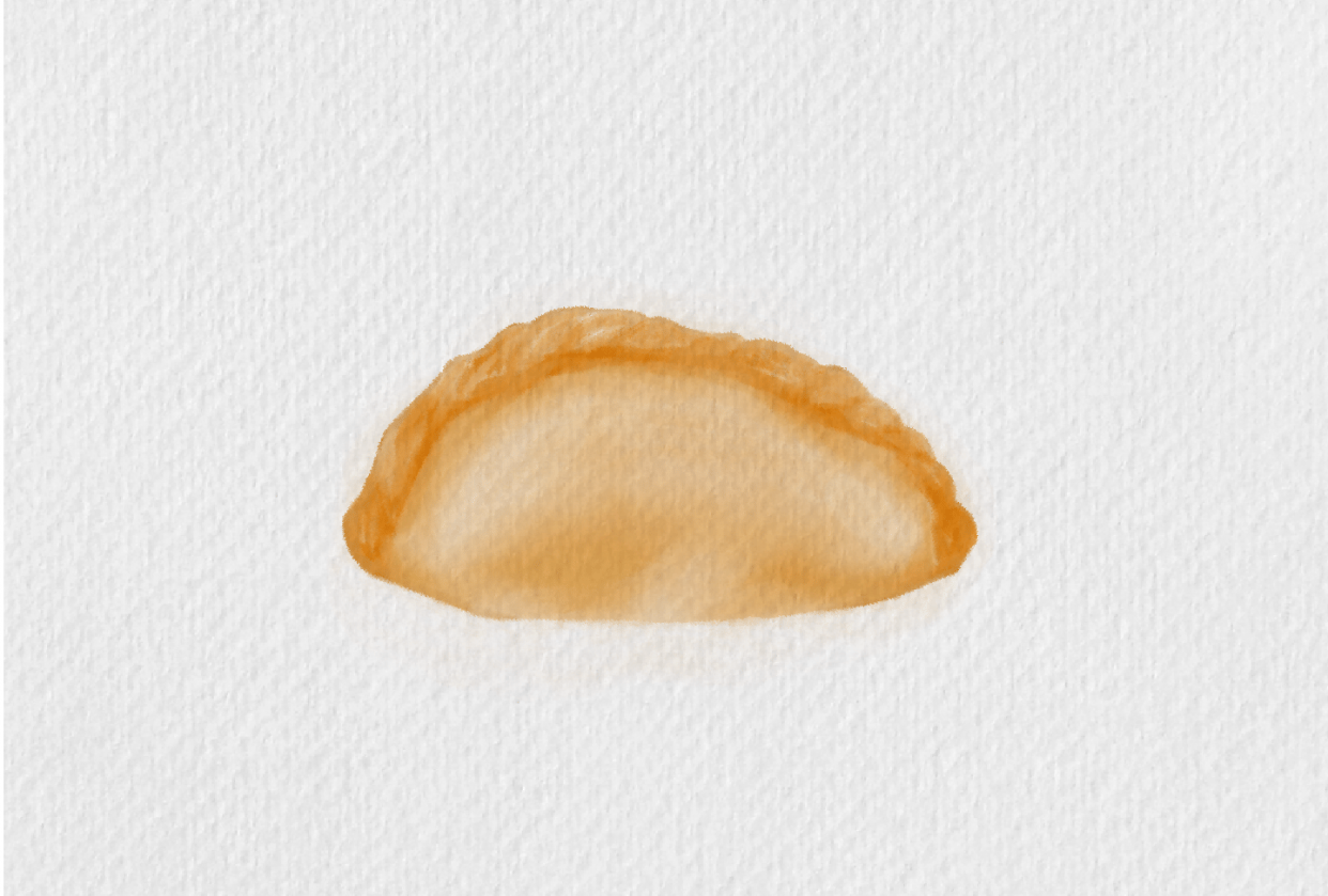 Curry Puff - student project
