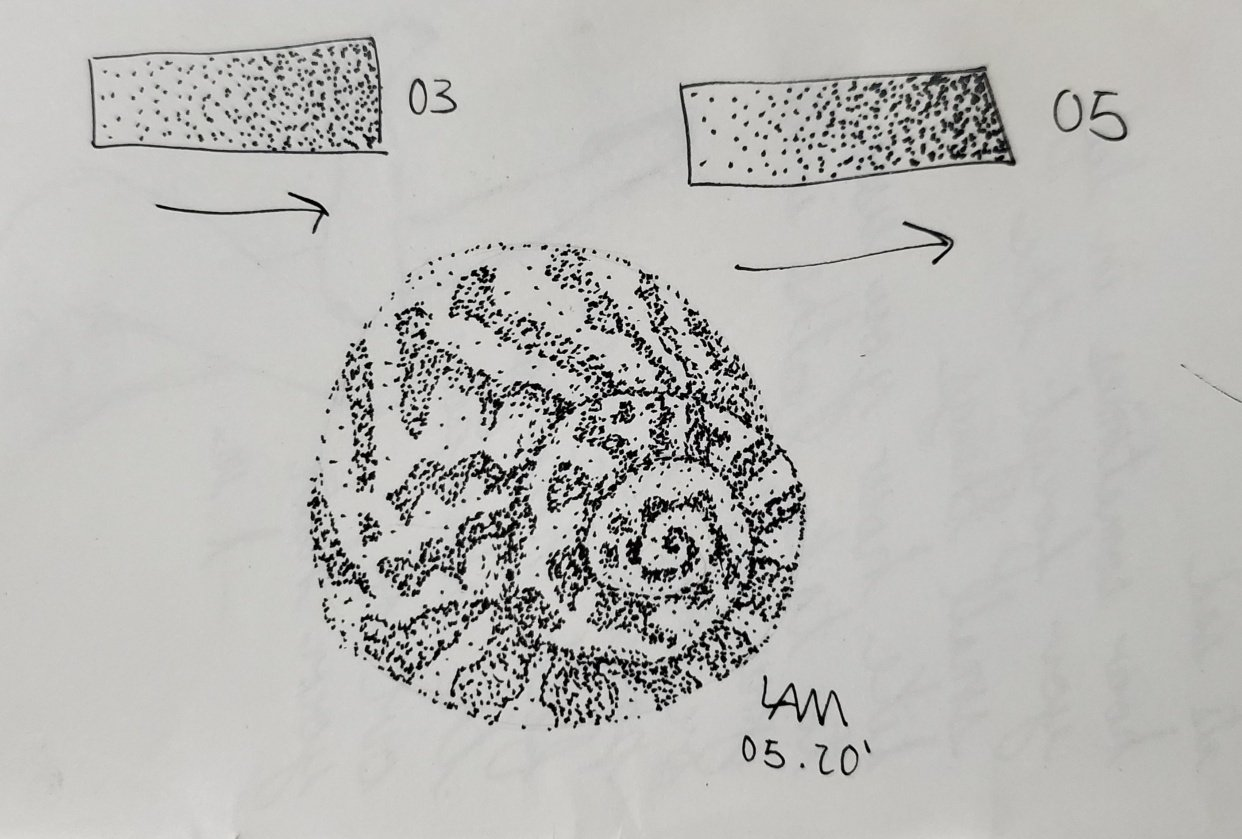 Stipple Project - student project
