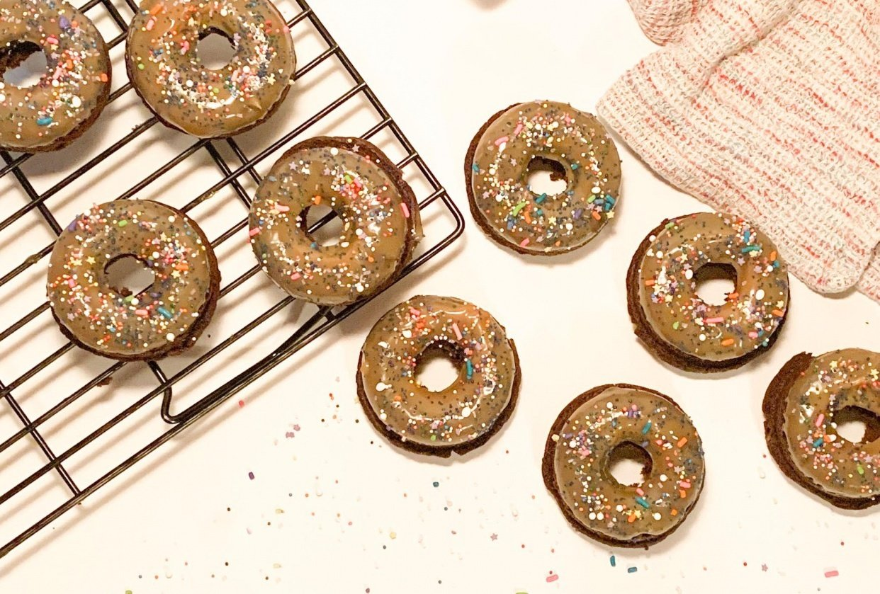 doughnuts - student project
