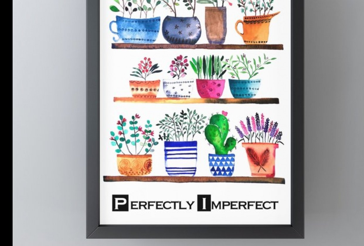 Perfectly Imperfect - student project