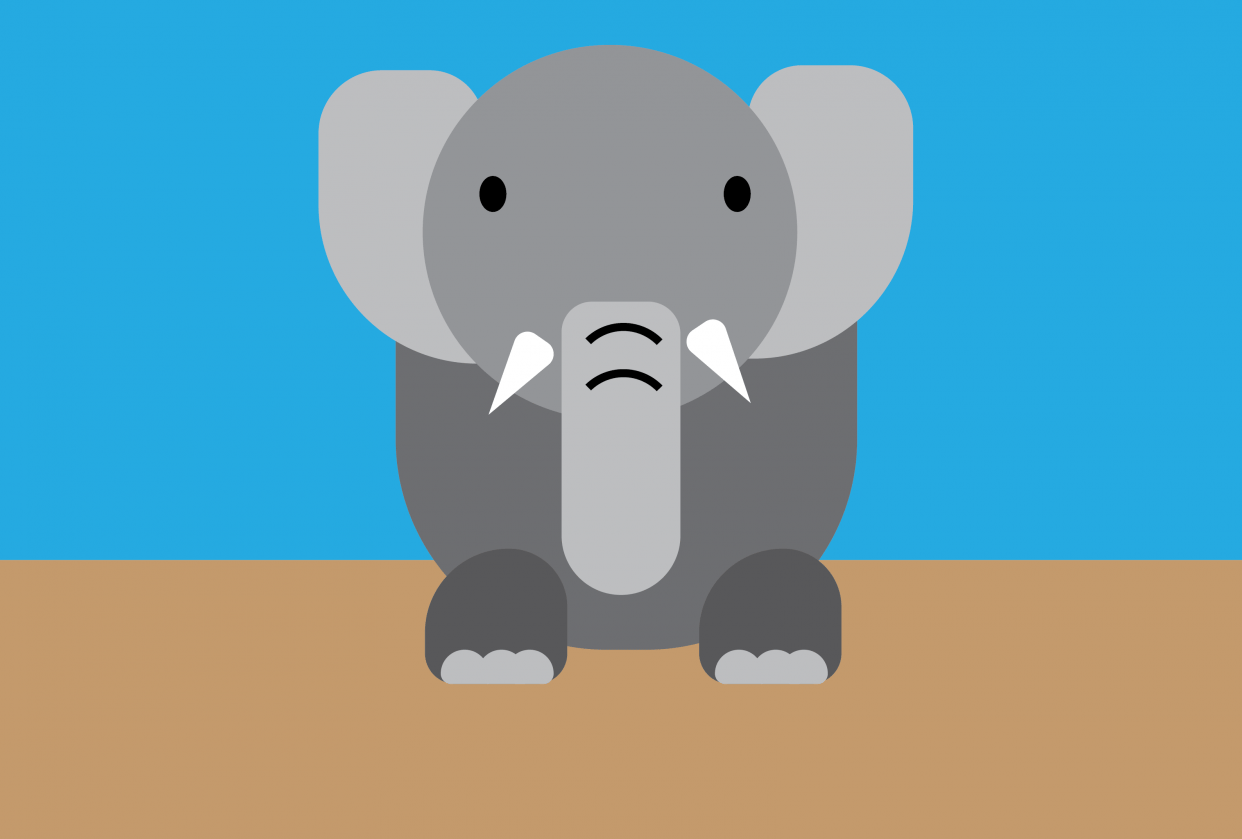 Project 1: Simple Shaped Animal - student project