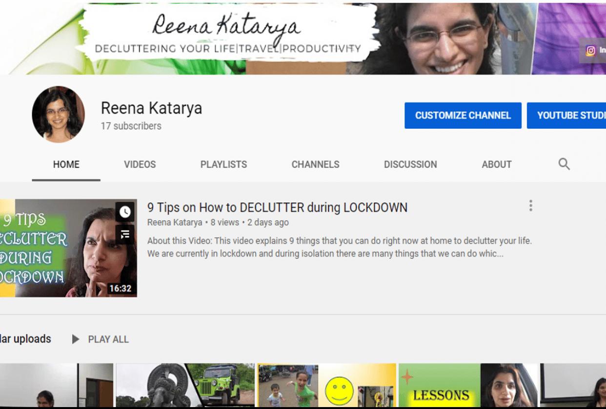 Reena Katarya - student project