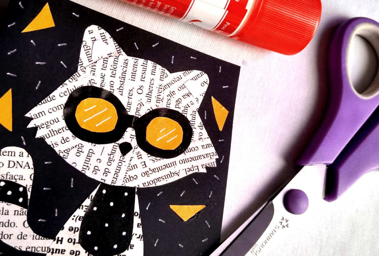 Cat Collage - student project