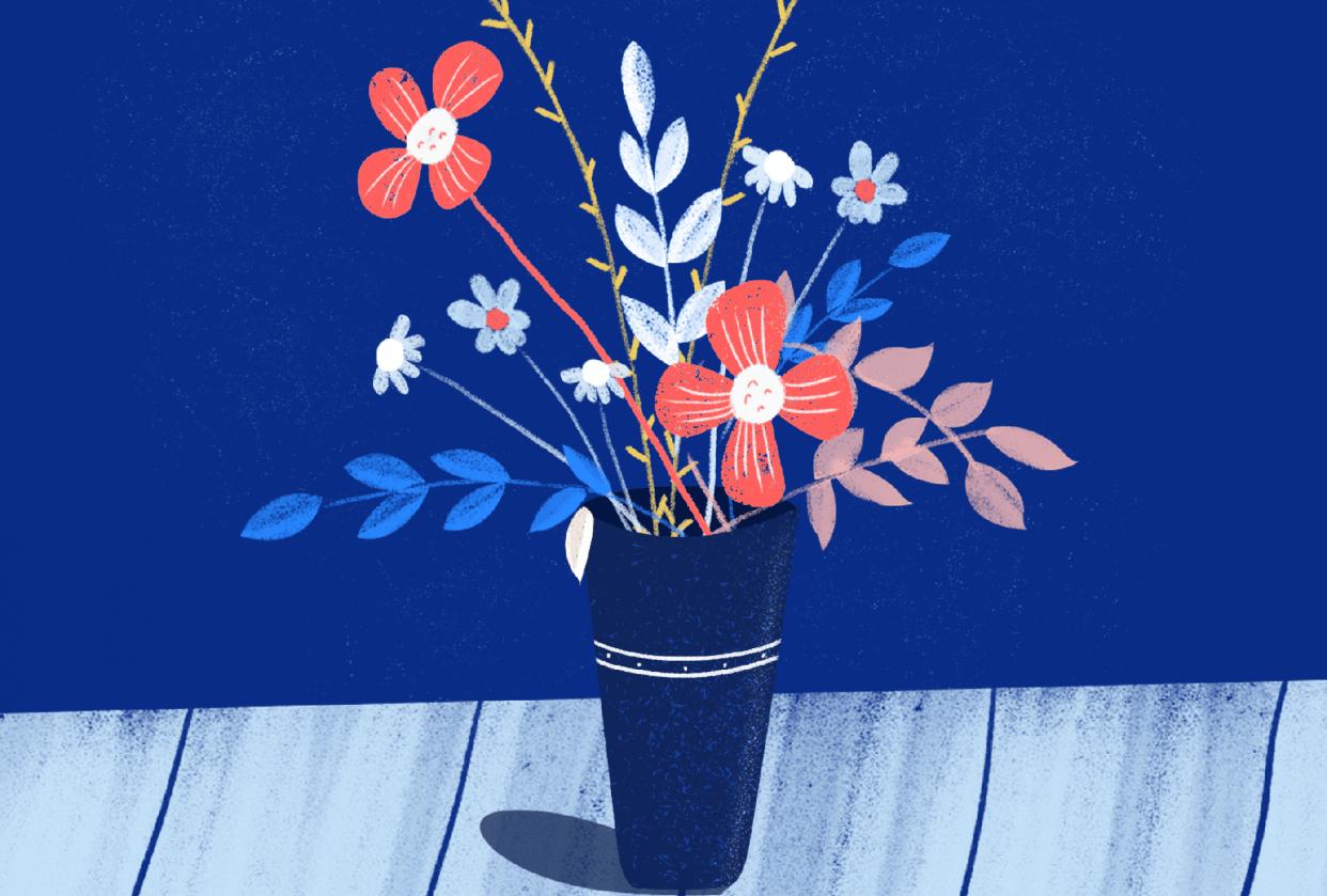 Flower Vase - student project
