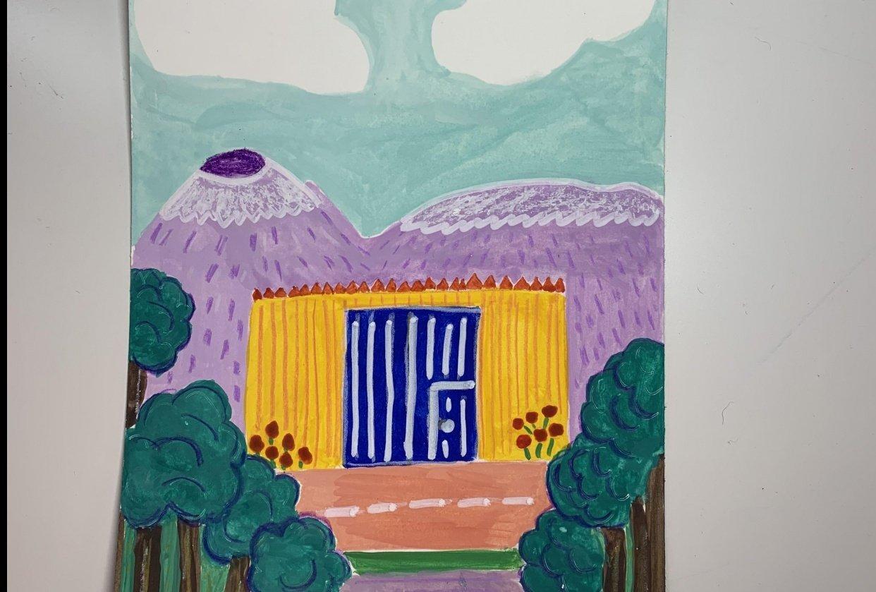 Casa de Puebla - student project