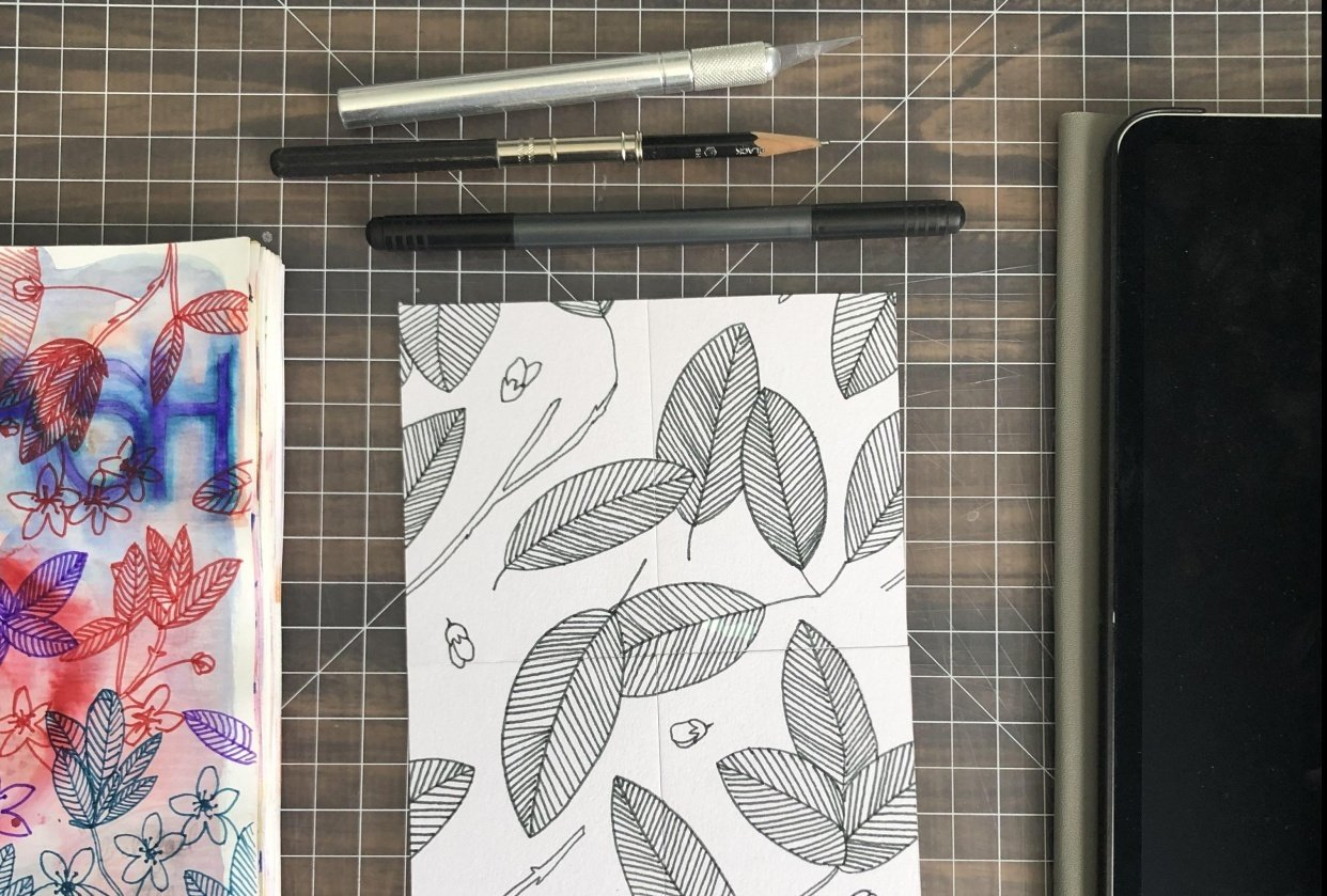 Twigs and Buds - student project
