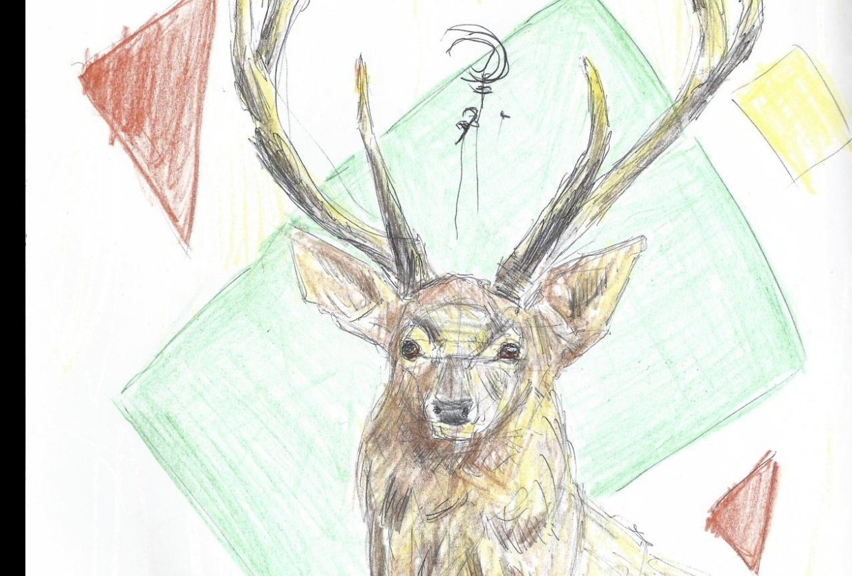 Deer [ left hand ] - student project
