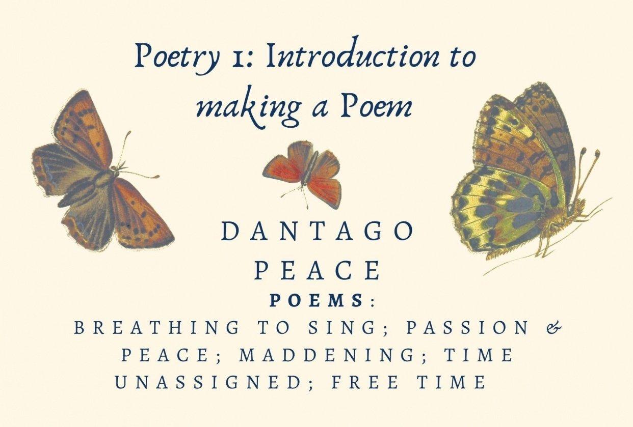 "Peace by Joseph ""Dantago"" Maisels - student project"