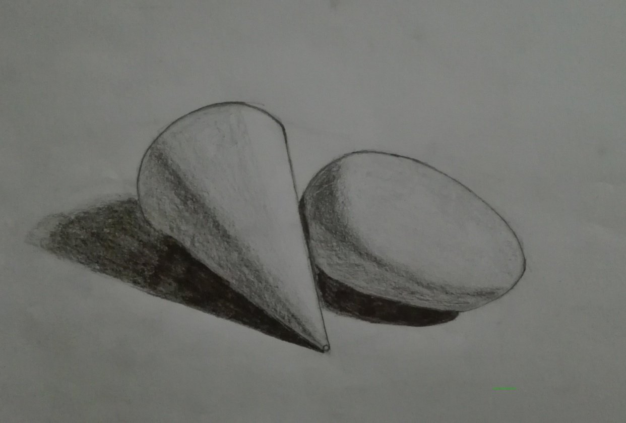 Shading Beyond the Basics / Shade Any Subject No Matter How Complex - student project