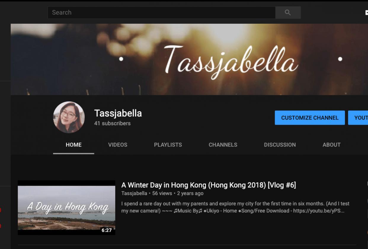 Tassjabella - student project