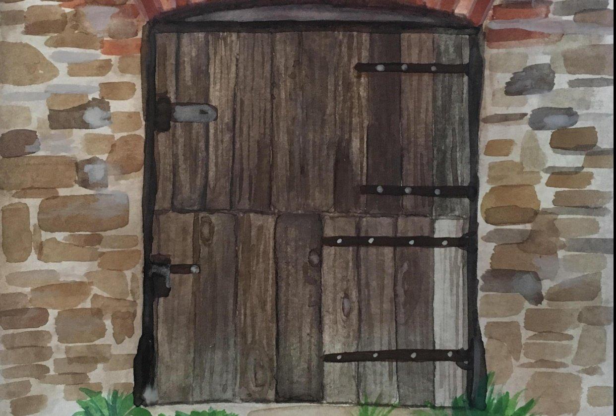 First Door - student project