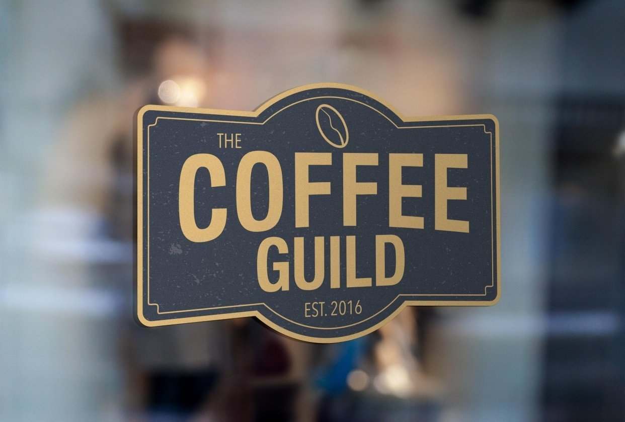 Coffee Guild - student project