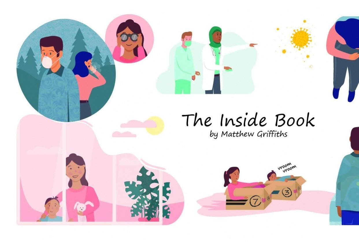 The Inside Book - student project