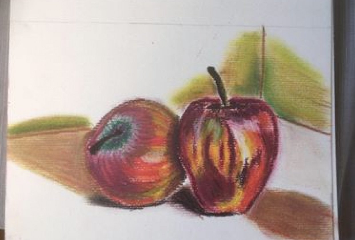 apples - student project