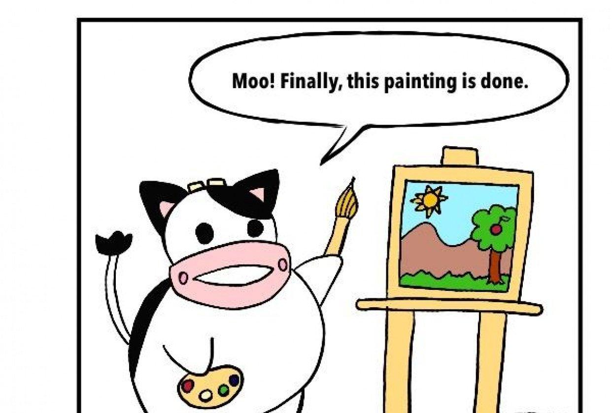 Sample Webcomic - student project