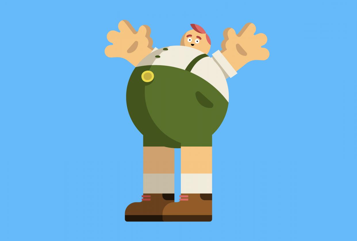 Big Boy - student project