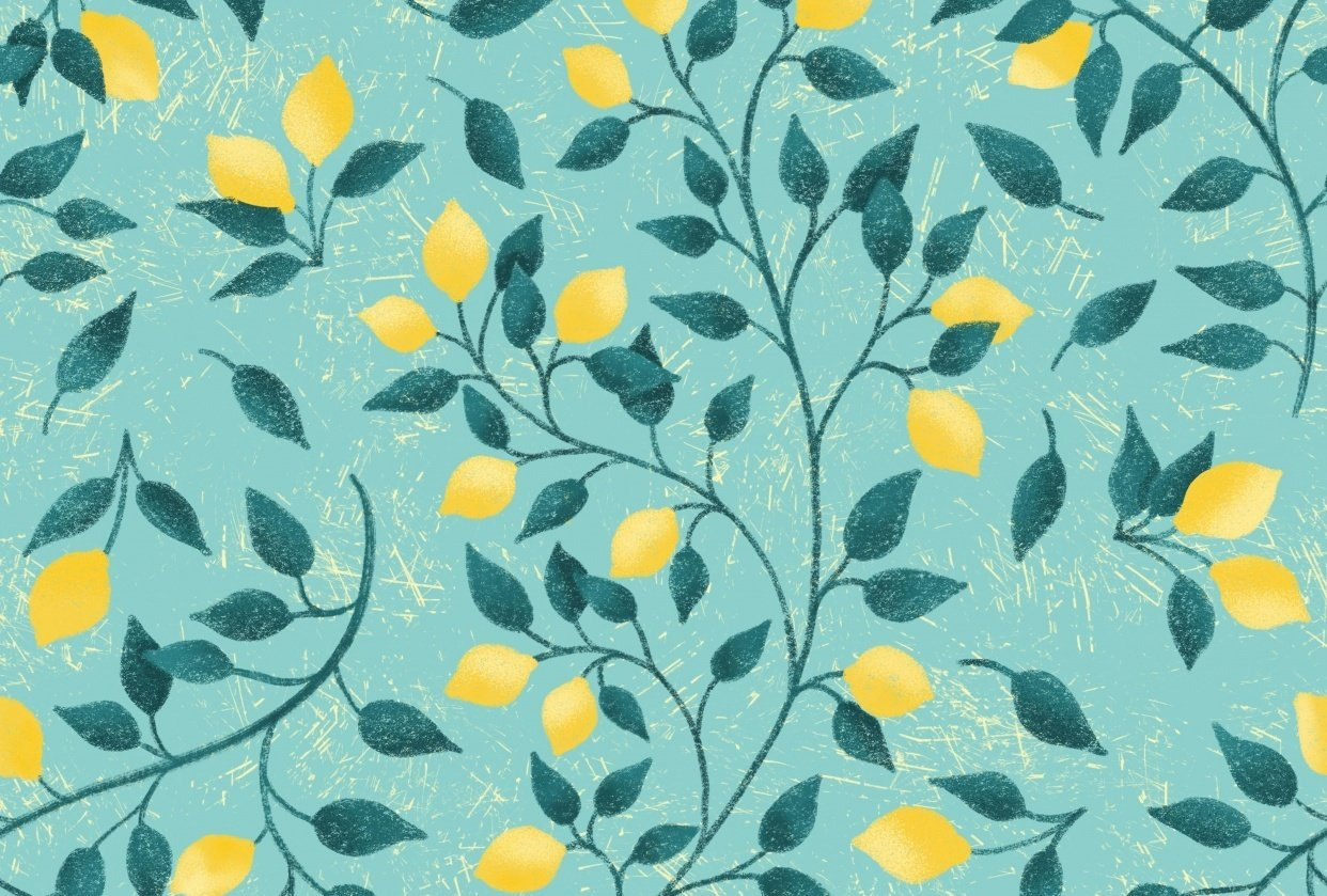 Rachel's Seamless Repeat Pattern - student project