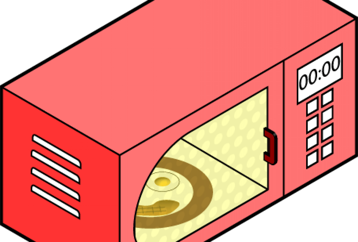 Microwave - student project