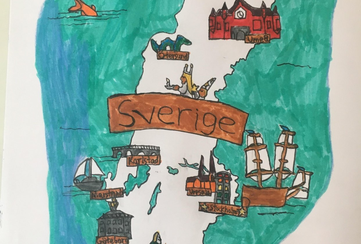 Sweden - student project