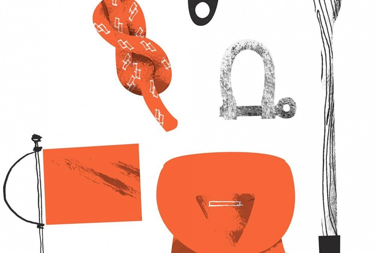 Illustration  dinghy - student project