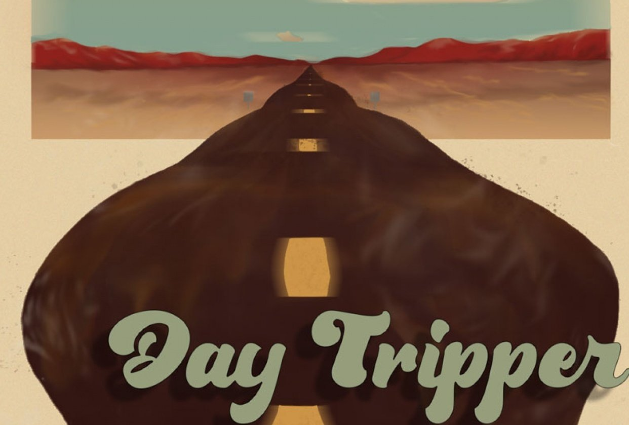 Day Tripper - student project